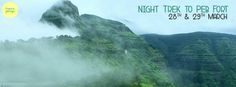 Night Trek to Peb Fort on 28th & 29th March with Mapping Journeys! #Girl #Adventure #travel