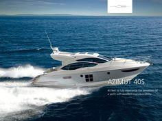 AZIMUT YACHTS MEXICO www.azimutyachtsmexico.com