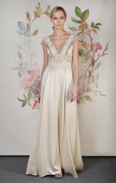 Claire Pettibone's 2014 Collection Decoupage - Abigail