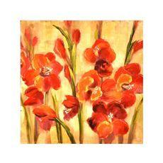 Majestic Gladiola Canvas Art Print at Kirkland's  $139.99
