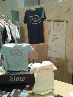 Todo listo para recibiros hoy en el Mercado Central del Diseño!!!