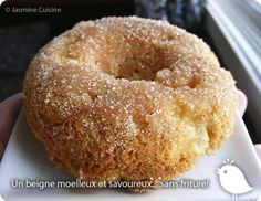 Croissant, Apple Recipes, Biscuits, Bagel, Donuts, Caramel, Muffins, Food And Drink, Bread