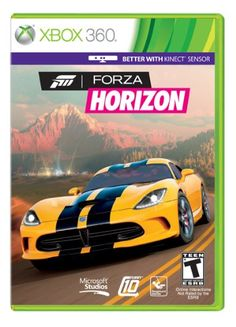 Coming this fall for Xbox 360, Forza Horizon combines the automotive thrills that Forza fans expect with a gorgeous open-road world that begs to be explored.