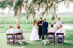 This Wedding Is Your Ultimate Inspiration For An Outdoor Ceremony Very Small