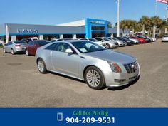 2012 CADILLAC CTS Standard Call for Price  miles 904-209-9531 Transmission: Automatic  #CADILLAC #CTS #used #cars #NimnichtChevrolet #Jacksonville #FL #tapcars