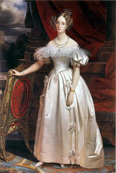 Louise of Orléans (Louise Marie Thérèse Charlotte Isabelle; 3 April 1812 – 11 October 1850) was a Princess of Orléans and was Queen consort of the Belgians as the last wife of King Leopold I.