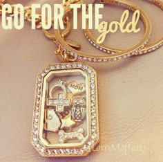 go for the gold!  Tinkerbella.origamiowl.com www.facebook.com/OrigamiOwlHelenaTrangataIndependentDesigner33874