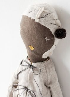 Jess Brown Doll through mamapapa.com.au