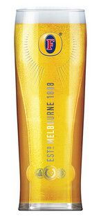 BEER NEWS: Heineken launches new Foster's glass