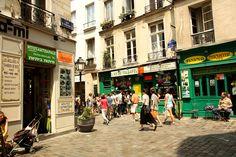 L'As du falafel Paris Marais Rue des Rosiers