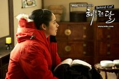 Han Ga In perfect sideview..
