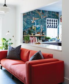 17 Stunning Ways To Decorate With Red | House & Home