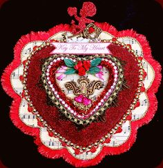 Keys To My Heart!!! Valentines Day Decor