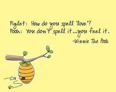 justbeefriendly on Instagram: Sweet as honey! #bees #love #winniepooh #sweet #honey