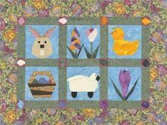 Quilt Patterns Free Quilt Patterns eQuiltPatterns.com: Spring Treats Free Quilt Pattern