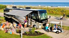 Myrtle Beach Oceanfront Campground & RV Park  ~Lakewood Camping Resort~