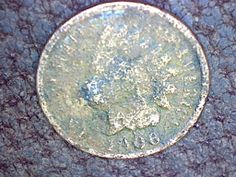 1906 Indian Head Penny found January 2014
