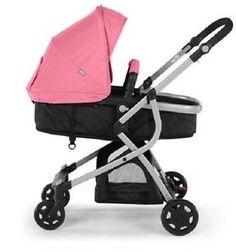 Travel System Urbini Omni Pram Carseat Stroller Combo New Baby Buggie Pushchairs