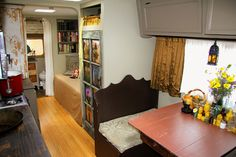 Living out of a trailer like this is my idea of the perfect life <3