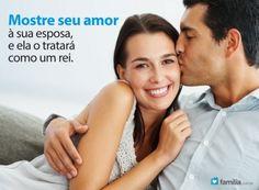 Familia.com.br | Como apreciar sua esposa. #Casamento #Esposa