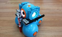 Teach kids how to program with Dash and Dot, toy robots that make coding fun using apps on iPads, iPhones, Android tablets and phones.