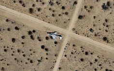 Abandoned F-4 Phantom Deep in the Mojave Desert - Urban Ghosts
