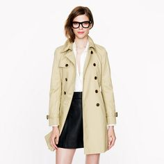 Collection icon trench