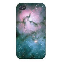Trifid Nebula iPhone Case iPhone 4 Cases