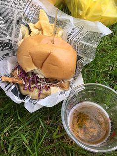 Burger and Beer!