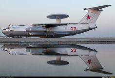 Russia - Air Force 37 aircraft at Ivanovo - Severny