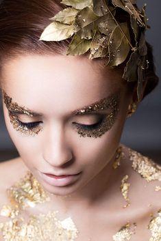 Gold by LuciKoshkina