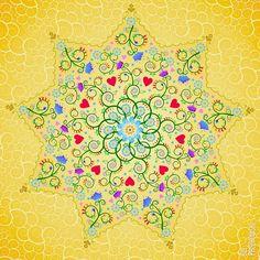 Mandala by Joe Paczkowski