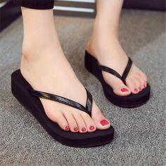 085689480dd0 2017 Brand Summer Style Simple Slippers Designer Flip Flops Beach Slippers  Women Shoes Casual Sandals Women