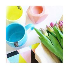 Weekend Styling: Give your home a modern look with new season pastels!