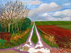 DAVID HOCKNEY : ANNELY JUDA FINE ART http://anonimodelapiedra.blogspot.com.es