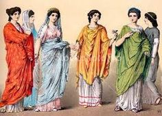 The Upper class Roman women in the Early empire had considerable freedom and independence.