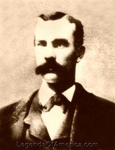 Johnny Ringo, outlaw
