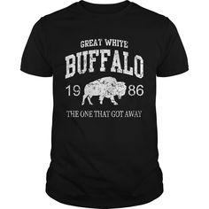 Httm Great White Buffalo HOT SHIRT #ideas #image #photo #shirt #tshirt #sweatshirt #hoodie #tee #gift #perfectgift #birthday #Christmas