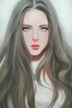♪ Arte de Hyunjoo Kim Appreciated by Edson Ecks