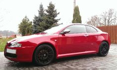 My Alfa GT Q2 winter