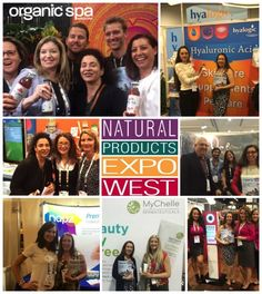 Day 1 - #ExpoWest 2015