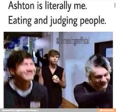 I'm the unattractive and untalented twin of Ashton  And I'm a girl