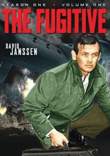 THE FUGITIVE...Original TV Show!  The man with the one arm killed her!!!