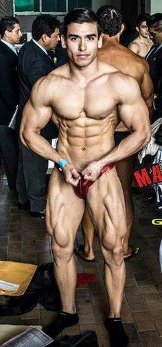 Mr. Mexico 2015 Juvenil y Veteranos - Master Gym Online