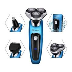 3 IN 1 ELECTRIC SHAVER