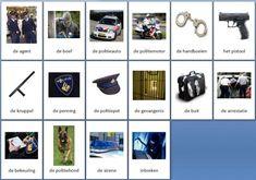 Themakaarten - politie - groot