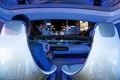 Auto wordt woonkamer | Het Financieele Dagblad