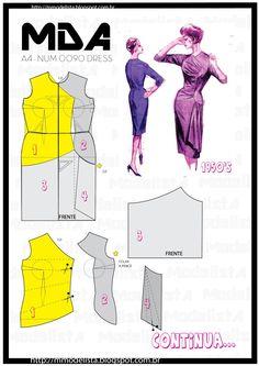 ModelistA: A4 NUM 0090 DRESS