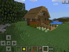 A little, cute house :3