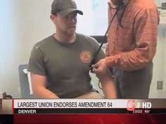 Colorado's largest union has endorsed Amendment 64.  What will you do this before Tuesday to spread the word about this sensible reform? http://sensiblecoloradovpb.ngpvanhost.com/